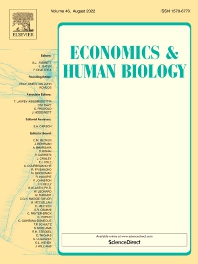 Cover image for Economics & Human Biology