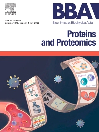 Cover image for Biochimica et Biophysica Acta: Proteins and Proteomics
