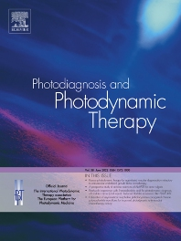 Cover image for Photodiagnosis and Photodynamic Therapy