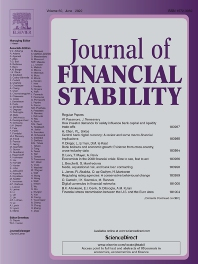 Cover image for Journal of Financial Stability