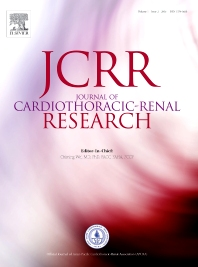 Journal of Cardiothoracic-Renal Research - ISSN 1574-0668