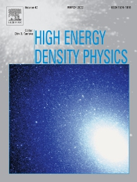 High Energy Density Physics - ISSN 1574-1818