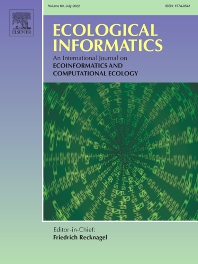 Cover image for Ecological Informatics