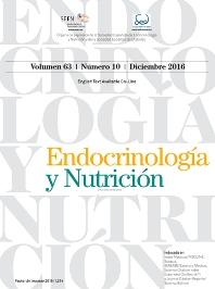 Cover image for Endocrinología, Diabetes y Nutrición