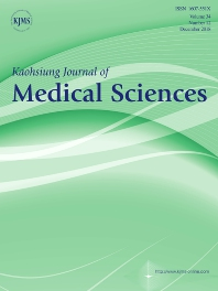 Cover image for The Kaohsiung Journal of Medical Sciences