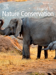 Cover image for Journal for Nature Conservation