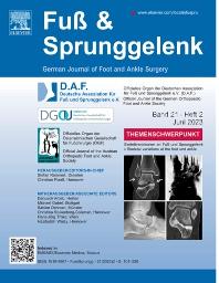 Cover image for Fuß & Sprunggelenk