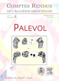 Cover image for Comptes Rendus: Palevol