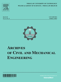 Cover image for Archives of Civil and Mechanical Engineering