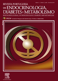 Cover image for Revista Portuguesa de Endocrinologia, Diabetes e Metabolismo