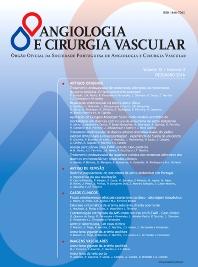 Cover image for Angiologia e Cirurgia Vascular
