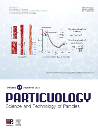 Cover image for Particuology