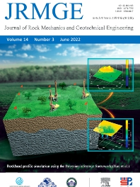Cover image for Journal of Rock Mechanics and Geotechnical Engineering