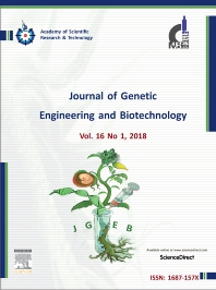 Cover image for Journal of Genetic Engineering and Biotechnology