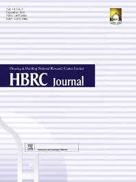 Cover image for HBRC Journal