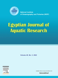 Cover image for Egyptian Journal of Aquatic Research