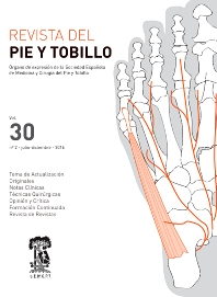 Cover image for Revista del Pie y Tobillo