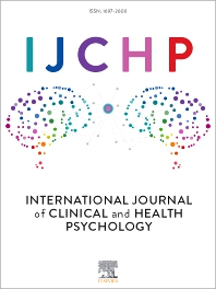 Cover image for International Journal of Clinical and Health Psychology