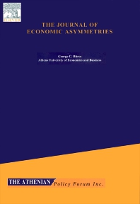 Cover image for The Journal of Economic Asymmetries