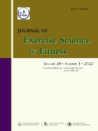 Cover image for Journal of Exercise Science & Fitness