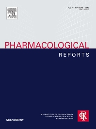 Cover image for Pharmacological Reports