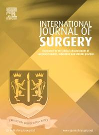 International Journal of Surgery - ISSN 1743-9159