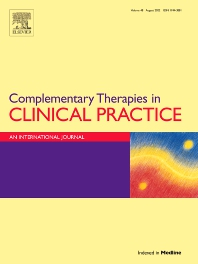 Complementary Therapies in Clinical Practice - ISSN 1744-3881