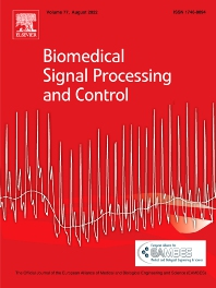 Cover image for Biomedical Signal Processing and Control