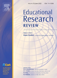 Cover image for Educational Research Review