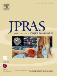 Journal of Plastic, Reconstructive & Aesthetic Surgery - ISSN 1748-6815