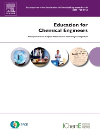 Cover image for Education for Chemical Engineers
