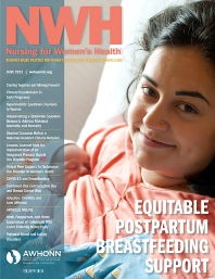 Cover image for Nursing for Women's Health