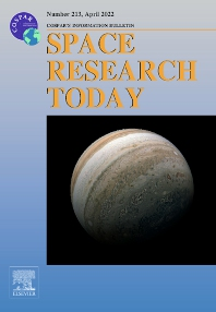 Space Research Today - ISSN 1752-9298
