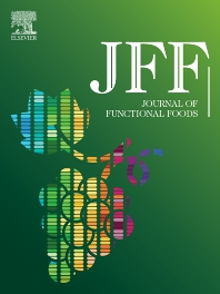 Cover image for Journal of Functional Foods