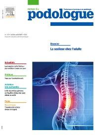 Cover image for Revue du Podologue