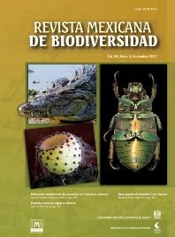 Cover image for Revista Mexicana de Biodiversidad
