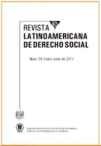 Cover image for Revista Latinoamericana de Derecho Social