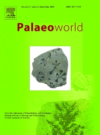 Cover image for Palaeoworld