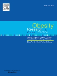 Cover image for Obesity Research & Clinical Practice