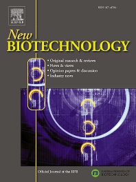 Cover image for New Biotechnology