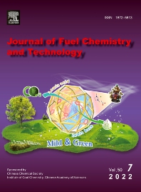 Cover image for Journal of Fuel Chemistry and Technology