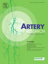 Cover image for Artery Research