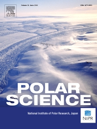 Cover image for Polar Science