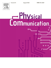 Cover image for Physical Communication