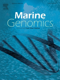 Cover image for Marine Genomics