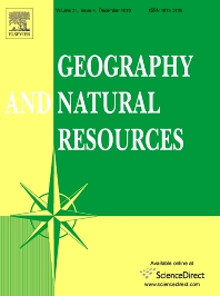 Cover image for Geography and Natural Resources