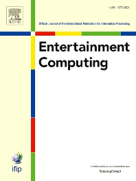 Cover image for Entertainment Computing
