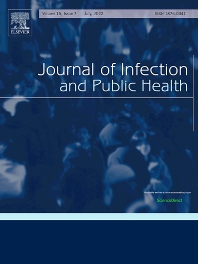 Cover image for Journal of Infection and Public Health