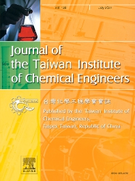Cover image for Journal of the Taiwan Institute of Chemical Engineers