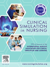 Cover image for Clinical Simulation in Nursing